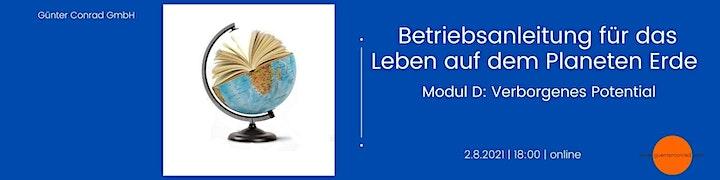 Betriebsanleitung für das Leben auf dem Planeten Erde  - Modul D: Bild