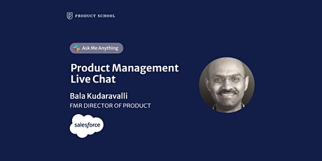 Live Chat with fmr Salesforce Director of Product tickets