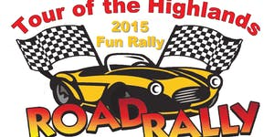 Tour of the Highlands Road Rally