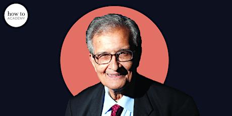 Amartya Sen – Home in the World tickets