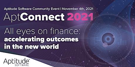 AptConnect 2021 | Aptitude Software Community Event tickets