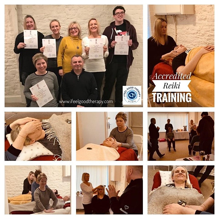 BECOME A LIGHTWORKER - ACCREDITED REIKI COURSE Level 1 image