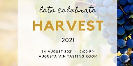 2021 Harvest Celebration tickets