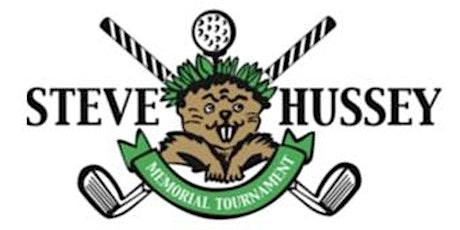 The 10th Annual Steve R. Hussey Memorial Golf Tournament & Dinner tickets