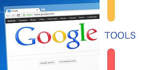 Google Tools (2 CEUs #256-4600-E) tickets