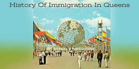History Of Immigration In Queens at Kingsland Homestead tickets