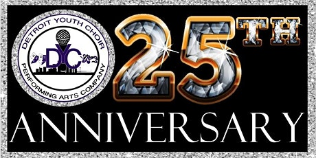Detroit Youth Choir's 1st Annual Gala: Celebrating 25 years of Music tickets