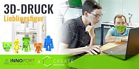 3D-DRUCK WORKSHOP - Deine Lieblingsfigur Tickets