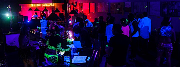 Storm Area 51 Blacklight Party (3rd Annual) image