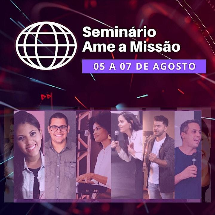 Imagem do evento Seminário Ame a Missão
