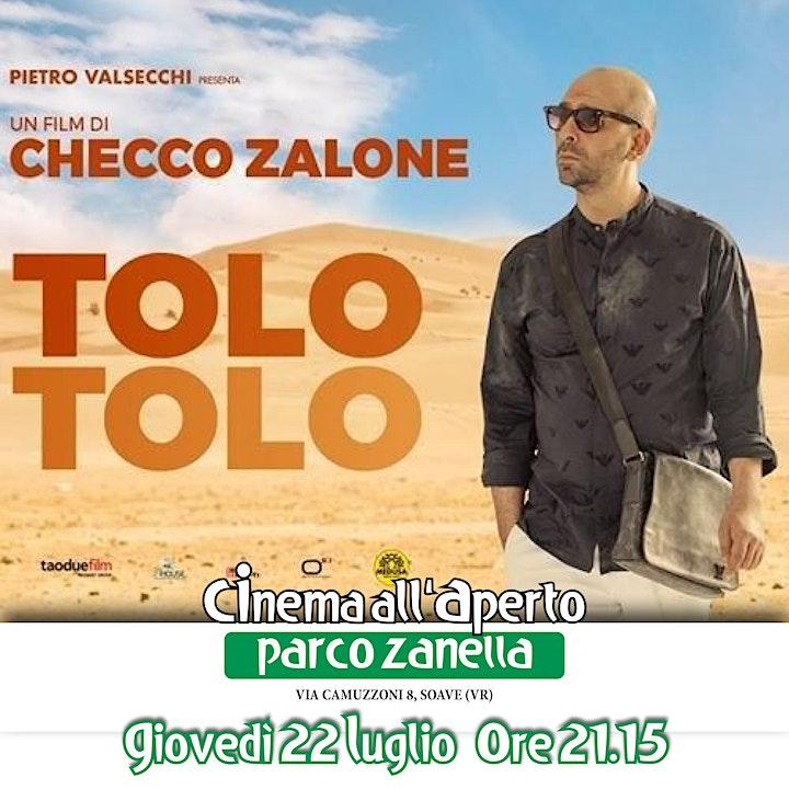 Immagine Tolo Tolo - Cinema all'Aperto 2021 PARCO ZANELLA