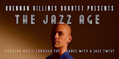 Brennan Villines Quartet presents The Jazz Age tickets