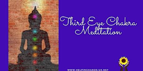Chakra Meditation Series - Third Eye Chakra tickets