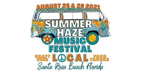 Summer Haze Music Festival tickets
