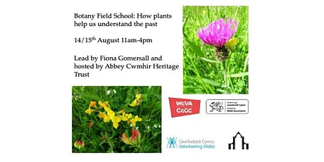 Botany Field School: How plants help us understand the past tickets