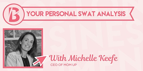 Your Personal SWOT Analysis tickets