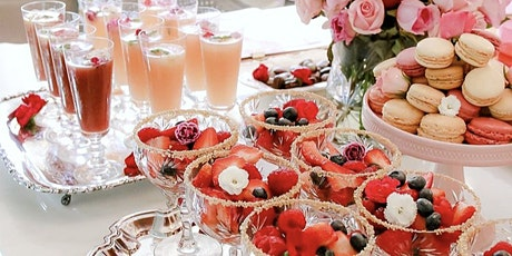 Brunch and bubbly tickets
