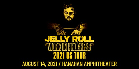 Jelly Roll - Work in Progress US Tour tickets