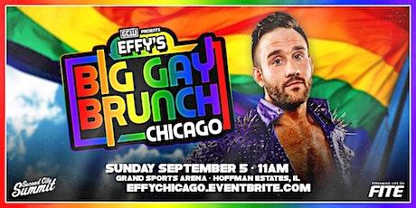 GCW presents Effy's Big Gay Brunch CHICAGO! tickets