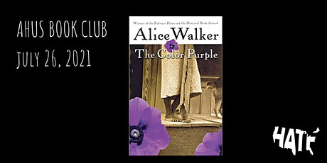 AHUS July Book Club tickets