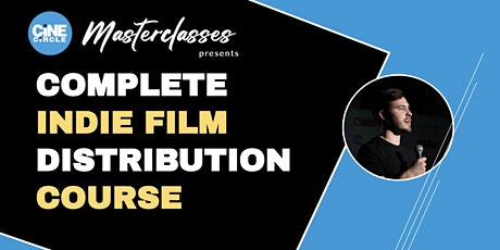 Online Film Distribution Course tickets