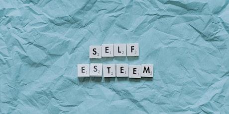 Career Cafe - Building Self Esteem tickets