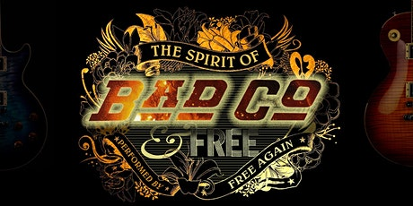 The Spirit of Bad Company & Free - Live at The Tivoli tickets