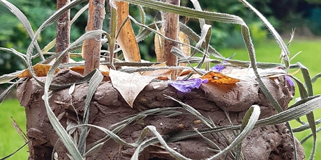 Creative Nature Lab: Clay & Explore in Nature (7+) tickets