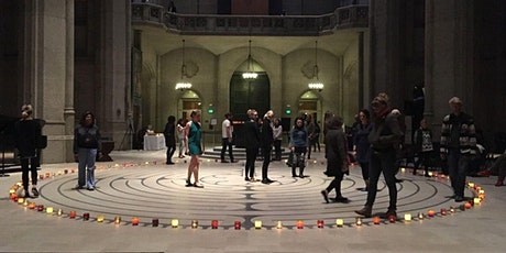 Candlelight Labyrinth Walk at Grace Cathedral tickets