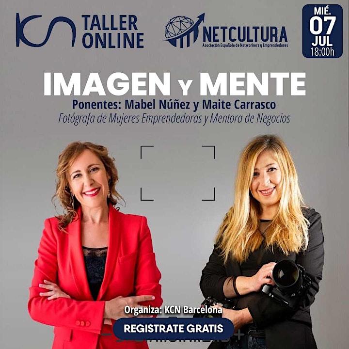 Imagen de Taller Online Imagen y Mente 7Jul
