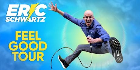 Eric Schwartz at DiCicco's Old Town Clovis Oct. 8-9 tickets