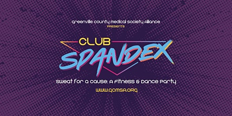 Club Spandex - sweat for a cause: a fitness & dance party tickets