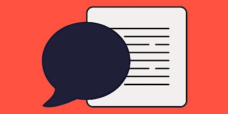 AT Webinar Series - Speech-Text: Software Comparison tickets
