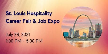 St. Louis Hospitality Career Fair & Job Expo tickets