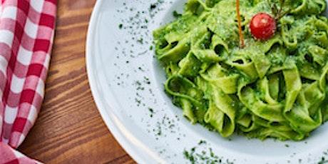 Online Class: Fresh Pasta with Pesto tickets
