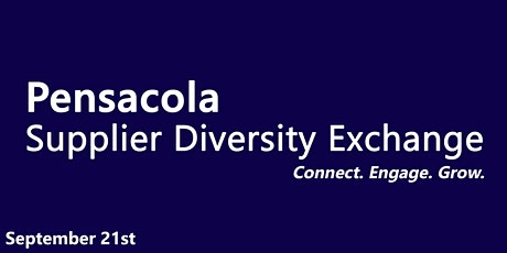 2021 Pensacola Supplier Diversity Exchange tickets