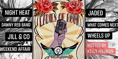 Ladies of Rock 2021 tickets