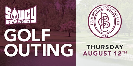 Saucy Brew Works Golf Outing tickets
