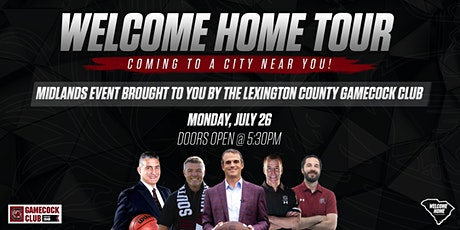 Welcome Home Tour: Midlands Event tickets
