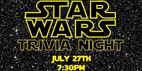 Star Wars Trivia Night! tickets