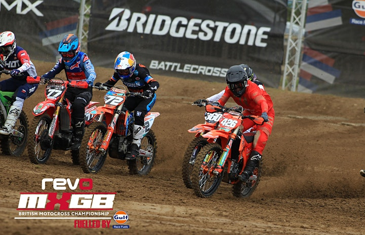Revo ACU British Motocross Championship fuelled by Gulf Race Fuels - Rd 5 image