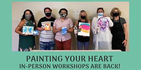 Painting Your Heart Small Group In-Person Workshop tickets