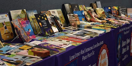 The 23rd Annual International Latino Book Awards Ceremony tickets