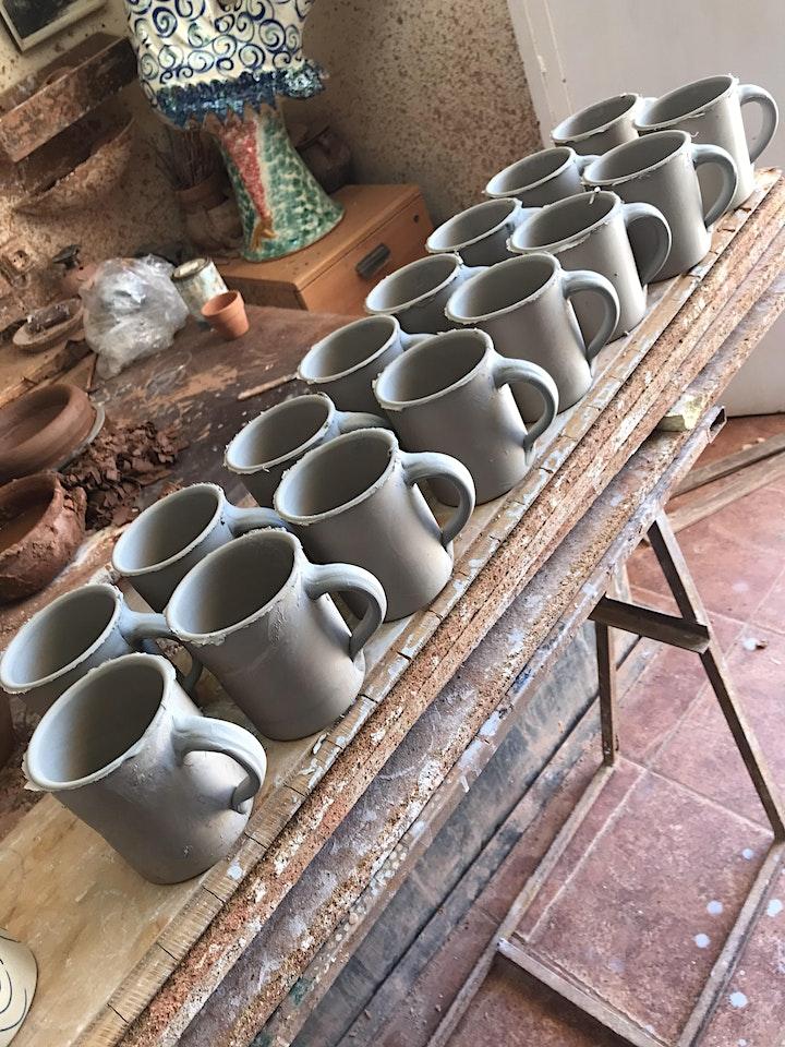 Pottery Classes at Alfareria Juan Simon, October 22 image