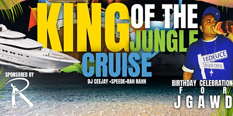King of the Jungle Cruise tickets