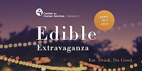 Edible Extravaganza 2021 tickets