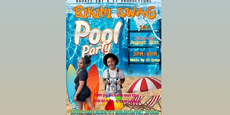 Fuck Quarantine Pool Party tickets