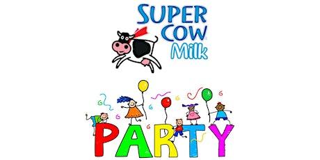 Super Cow Party Std 1 - 3 entradas