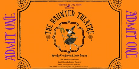 The Haunted Theatre tickets