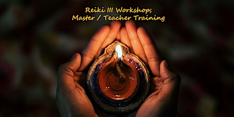 Reiki III: Master / Teacher Training at Visions Reiki and Soul Spa tickets